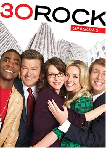30 Rock Season 2 DVD Nr