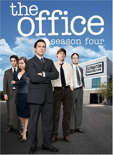 Office Season 4 DVD Nr 4 DVD