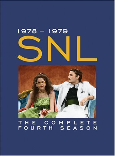 Saturday Night Live Season 4 Nr 7 DVD