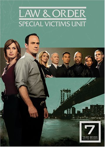 Law & Order Special Victims Unit Season 7 Nr 5 DVD