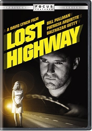 Lost Highway Pullman Arquette Getty Loggia DVD R