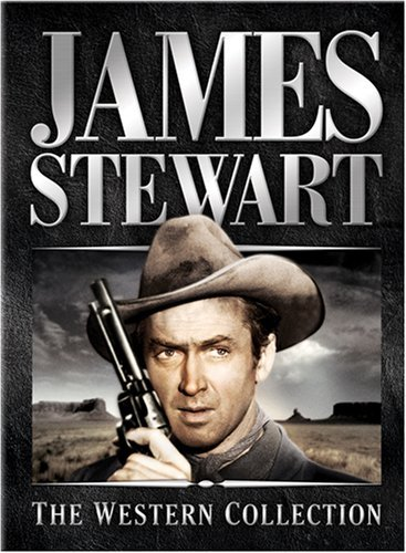 James Stewart Western Collect Stewart James Ws Nr 6 DVD