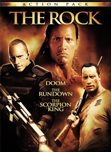 Rock Action Pack Rock Action Pack Ws Nr 3 DVD
