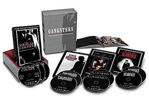 Gangsters The Ultimate Film C Gangsters The Ultimate Film C Nr 9 DVD