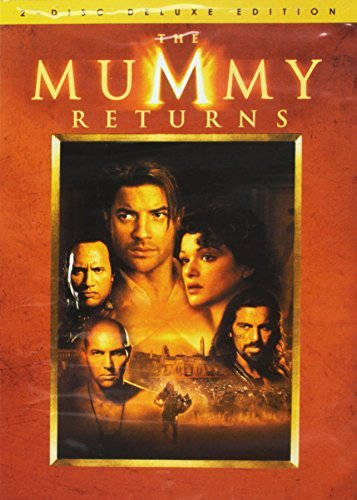 Mummy Returns Mummy Returns Deluxe Ed. Incl. Movie Ticket Pg13 2 DVD