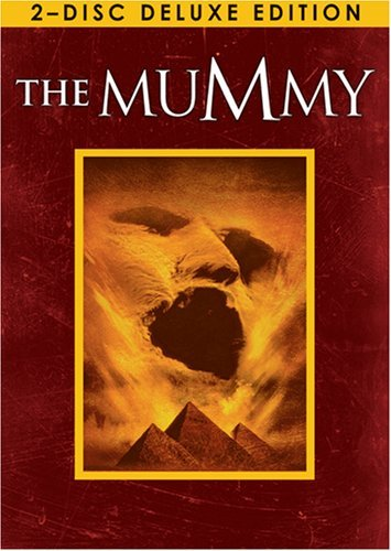 Mummy (1999) Fraser Weisz Hannah Vosloo Deluxe Ed. Incl. Movie Ticket Pg13 2 DVD