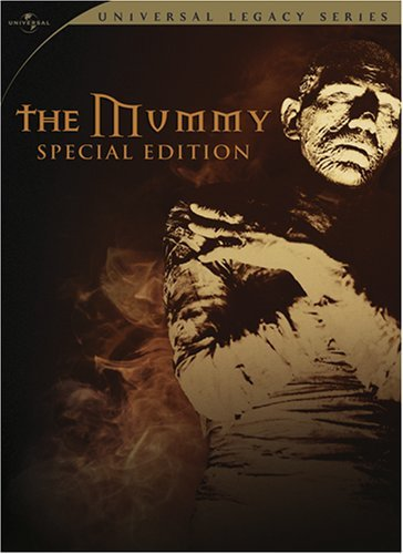 Mummy (1932) Mummy (1932) Special Ed. Incl. Movie Ticket Nr 2 DVD