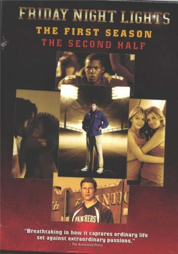 Friday Night Lights Season 1 Volume 2(not Complete