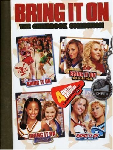 Bring It On Cheerbook Collecti Bring It On Cheerbook Collecti Ws Pg13 4 DVD