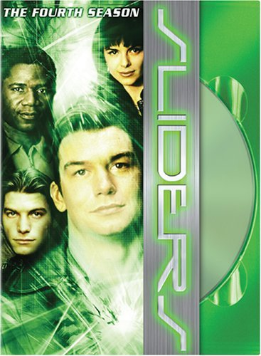 Sliders Season 4 DVD