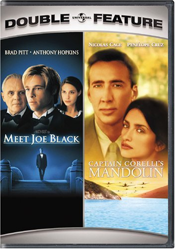 Meet Joe Black Captain Corelli Universal 2pak Ws R 2 DVD