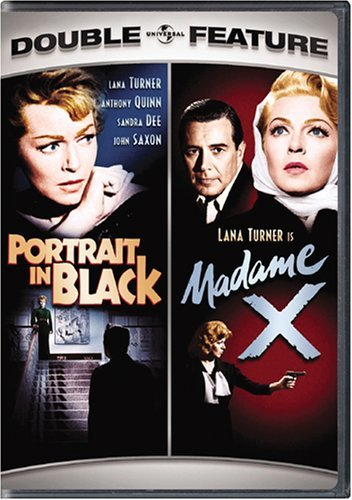 Portrait In Black Madame X Universal 2pak Ws Nr 2 DVD