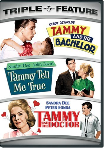 Tammy & The Bachelor Tammy Tel Universal 3pak Ws Nr 3 DVD