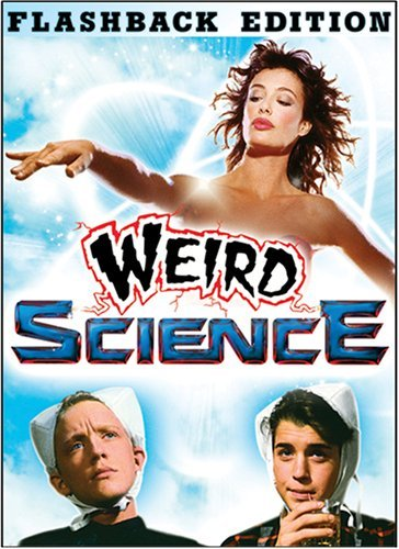 Weird Science Weird Science Flashback Ed. Pg13