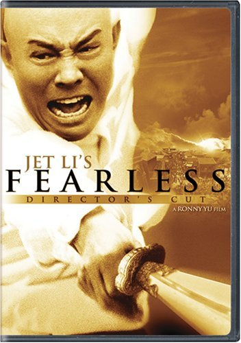 Fearless Li Jet Directors Cut Incl. Movie Tick Nr 2 DVD