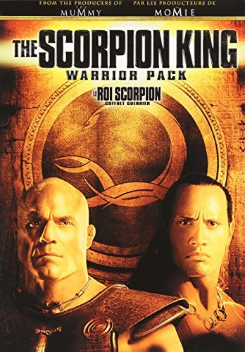Scorpion King Warrior Pack Scorpion King Warrior Pack Pg13 2 DVD
