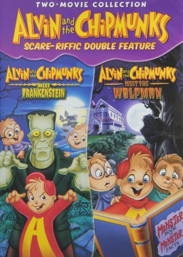 Alvin & The Chipmunks Scare Ri Alvin & The Chipmunks Scare Ri Nr