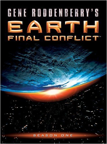 Gene Roddenberry's Earth Final Season 1 Nr 5 DVD