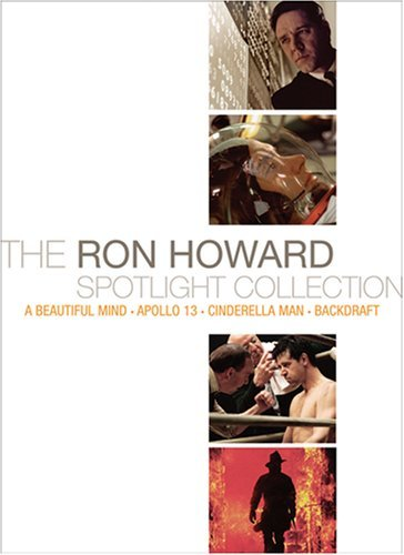 Ron Howard Spotlight Collecti Howard Ron Ws R 8 DVD
