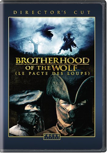 Brotherhood Of The Wolf Brotherhood Of The Wolf Directors Cut Nr