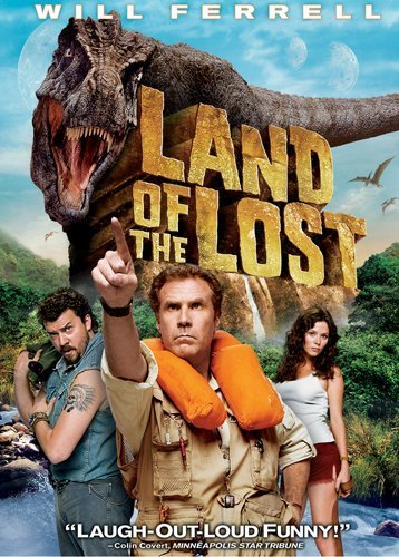 Land Of The Lost (2009) Ferrell Friel Mcbride Ws Pg13