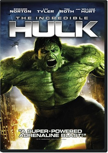 Incredible Hulk (2008) Norton Tyler Hurt Pg13