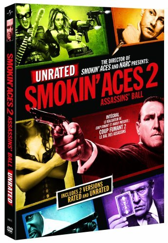 Smokin Aces 2 Assassins Ball Berenger Crawford Flanagan Ws Ur