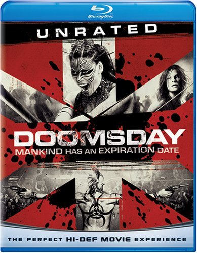 Doomsday Mitra Hoskins Lester Mcdowell Blu Ray Ws Ur & R