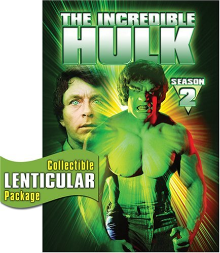 Incredible Hulk Season 2 Nr