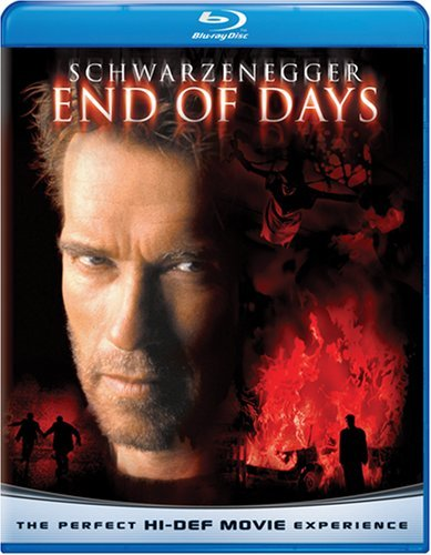 End Of Days End Of Days Blu Ray Ws Pg13