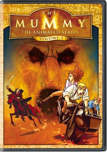 Mummy Animated Series Vol. 3 Nr
