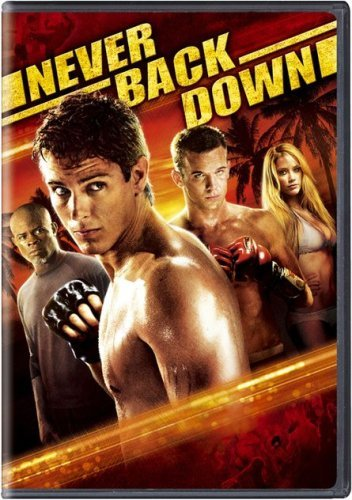 Never Back Down Faris Hounsou Gigandet DVD Pg13 Ws