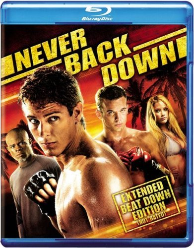 Never Back Down Faris Hounsou Gigandet Blu Ray Ws Pg13