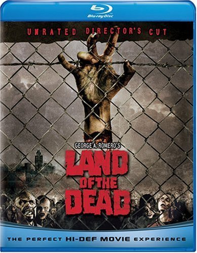 Land Of The Dead Land Of The Dead Blu Ray Ws Directors Cut Ur