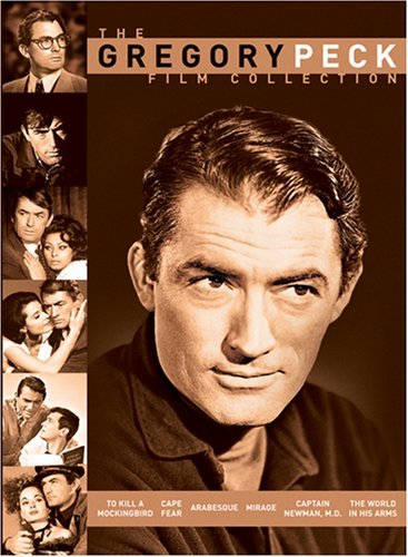 Gregory Peck Film Collection Peck Gregory Ws Nr 7 DVD