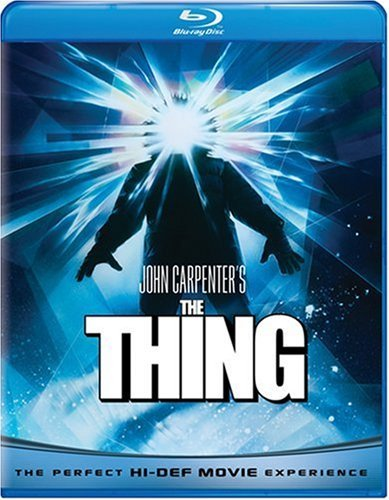 The Thing (1982) Russell Brimley Carter Masur Blu Ray R