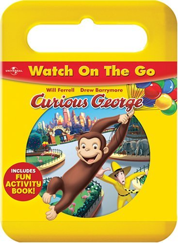 Curious George Carrying Case G