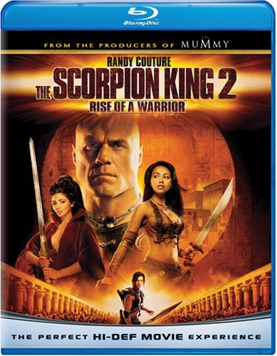 Scorpion King 2 Rise Of A Warr Scorpion King 2 Rise Of A Warr Blu Ray Ws Pg13