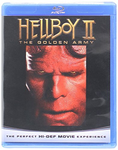 Hellboy 2 Golden Army Hellboy 2 Golden Army Blu Ray Ws Pg13