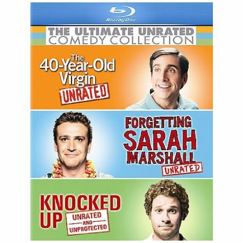 Ultimate Unrated Comedy Collec Ultimate Unrated Comedy Collec Ws Blu Ray Ur 3 Br