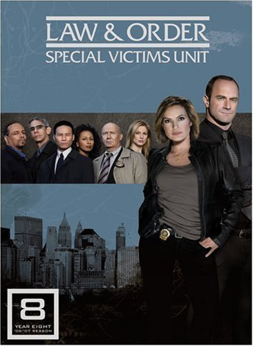 Law & Order Special Victims Unit Season 8 Nr 5 DVD
