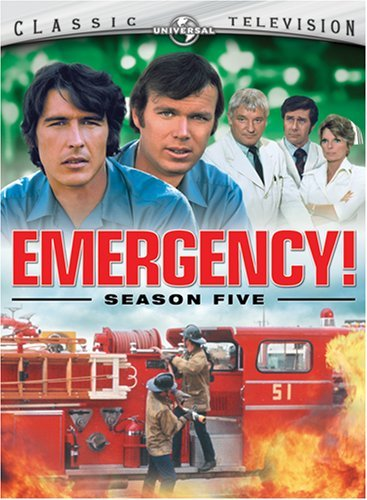 Emergency Season 5 DVD