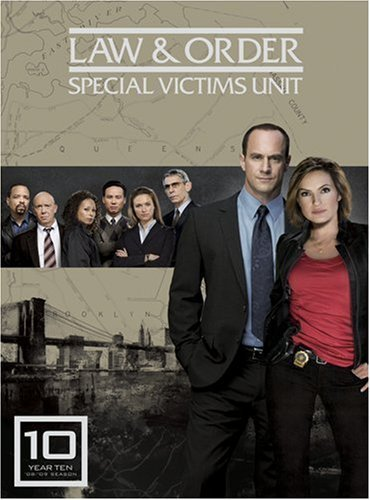 Law & Order Special Victims Unit Season 10 Nr 5 DVD