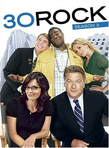 30 Rock Season 3 DVD Nr 3 DVD