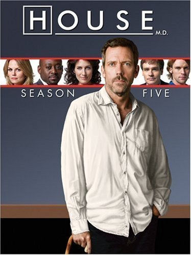 House Season 5 DVD