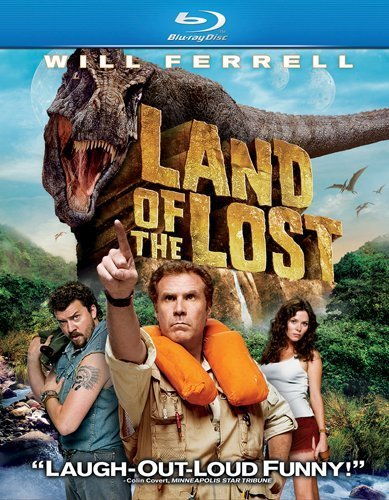 Land Of The Lost (2009) Ferrell Friel Mcbride Blu Ray Ws Pg13