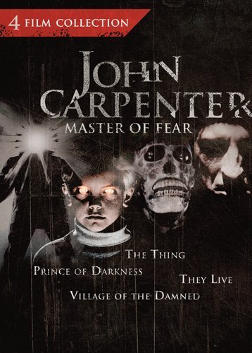 John Carpenter Master Of Fear John Carpenter Master Of Fear Ws R 2 DVD