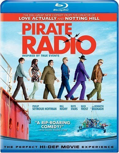 Pirate Radio Hoffman Frost Nighy Branagh R