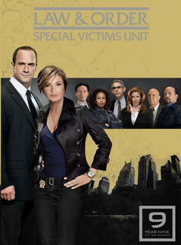 Law & Order Special Victims Unit Season 9 Nr 5 DVD