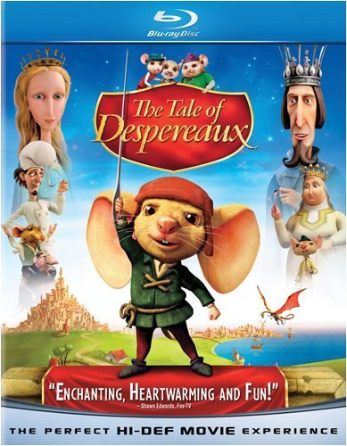 Tale Of Despereaux Tale Of Despereaux Blu Ray Ws G